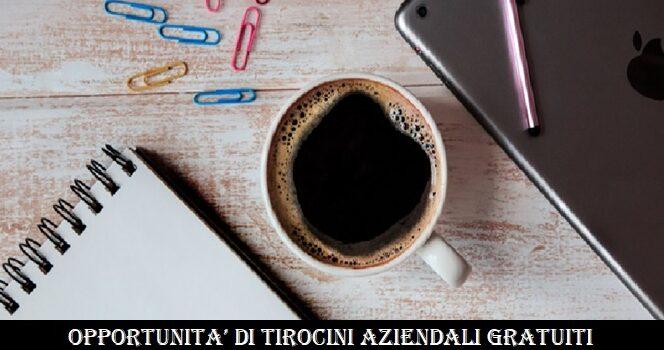 Work Experience Smart Tirocini Gratuiti_2021